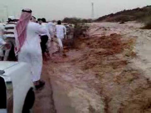Saudská Arábie - záchrana ženy