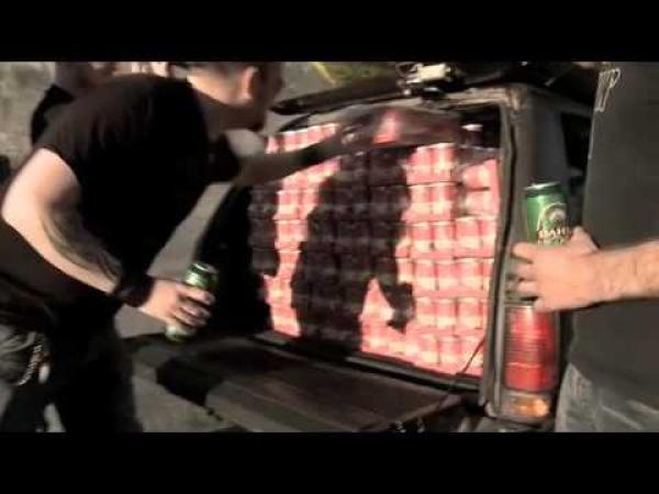 POKUS - Prášek do pečiva + voda