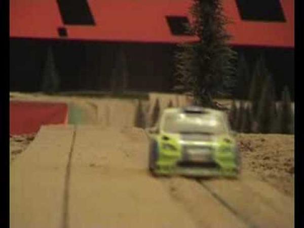 Rally - finská autodráha