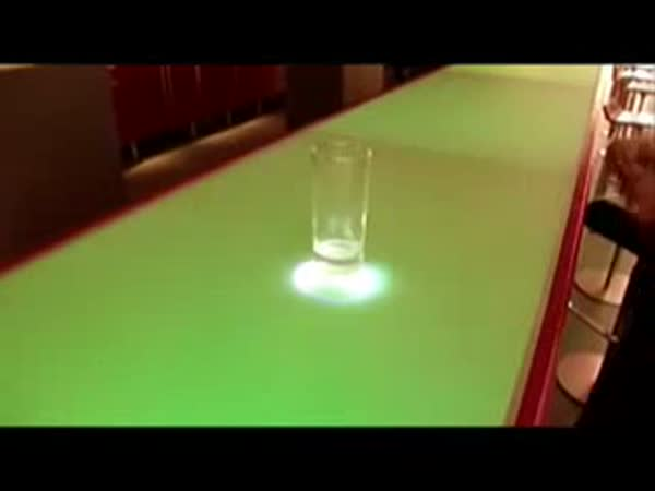 Elektronický bar s efekty
