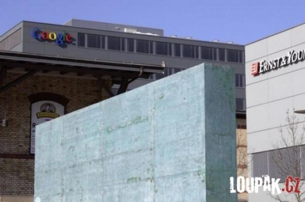 OBRÁZKY - Sídlo společnosti Google