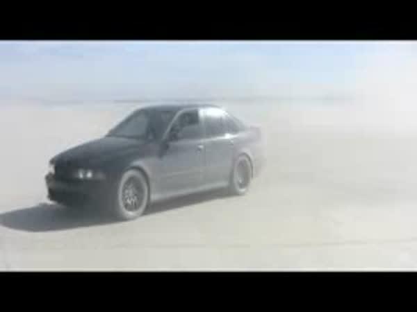 Projížďka s BMW M5 a BMW M6