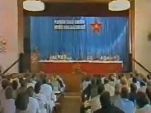 Milouš Jakeš - To nejlepší z projevu