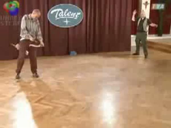 Rusko hledá talent - Robin Hood