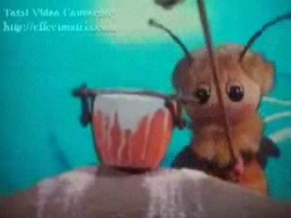 Včelí medvídci - rasistická písnička