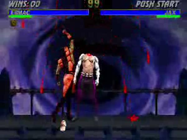 Mortal Kombat - Všechny schopnosti