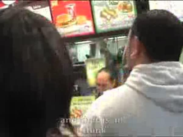 McDonald - Originální objednávka