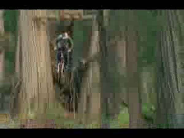Wade Simmons - biker v lese