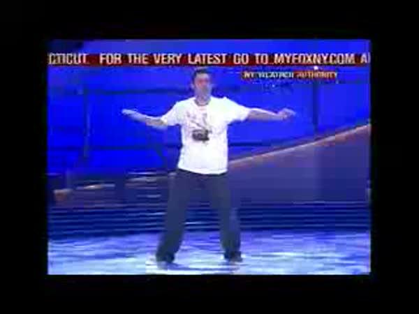 Taneční souboj -  Muraine vs. Chbeeb