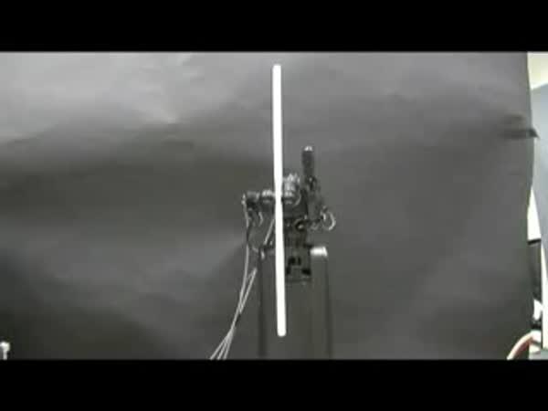 Technika - Robot a jeho neuvěřitelný postřeh