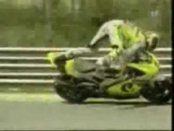 Machýrci na motorkách - nehody II.