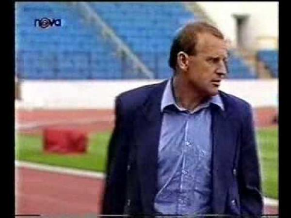 Fotbal - Trenéři - Hřebík, Uličný a Adamec