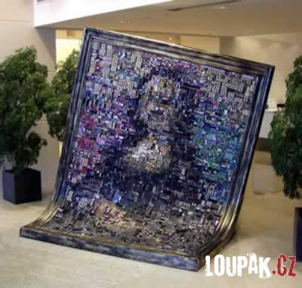 OBRÁZKY -  Mona Lisa jak ji neznáte