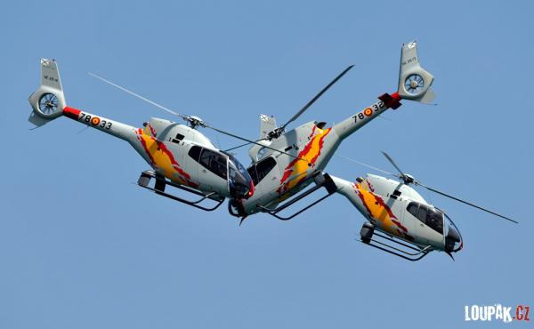 OBRÁZKY - Letadla a helikoptéry