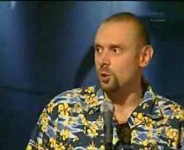 Na stojáka - Miloš Knor - Poprvé