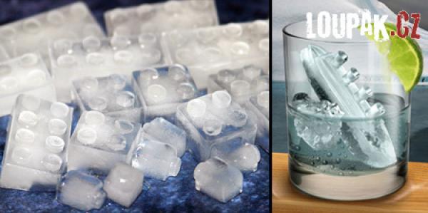OBRÁZKY - Originální kostky ledu