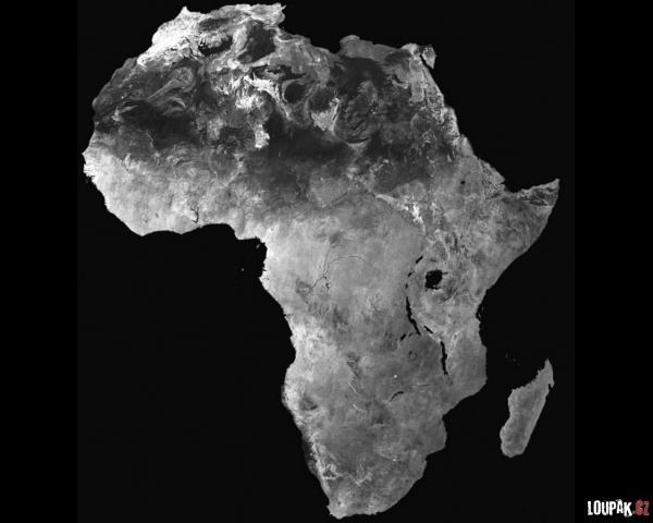 OBRÁZKY - Nádherné satelitní snímky