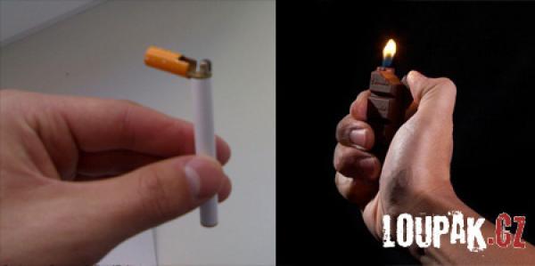 OBRÁZKY - Originální zapalovače