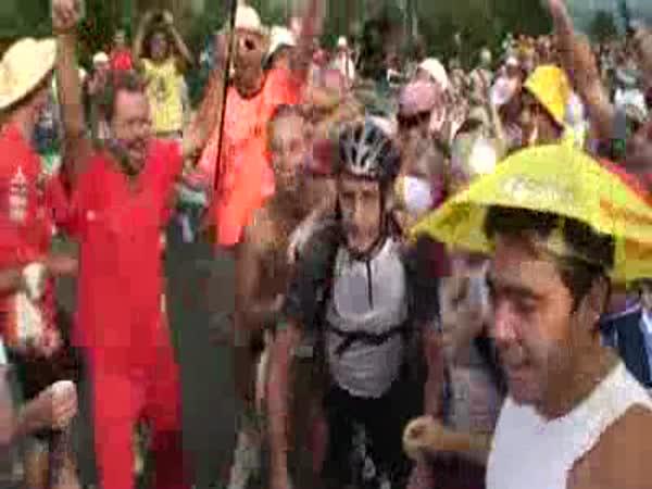 Remi Gaillard - Tour de France - nachytávka