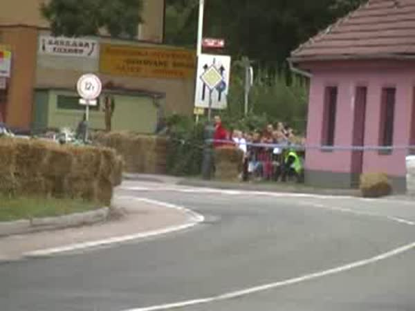 Závod - Kyjovský okruh 2009