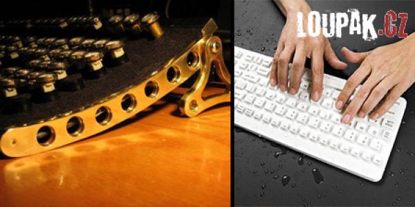 OBRÁZKY - Originální klávesnice