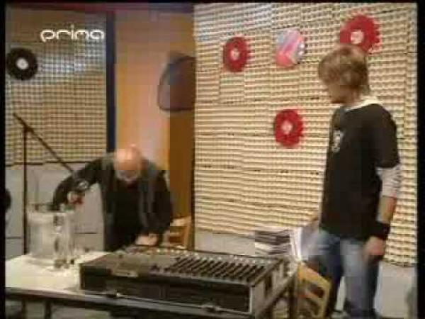 Zdeněk Izer - dabing v rádiu
