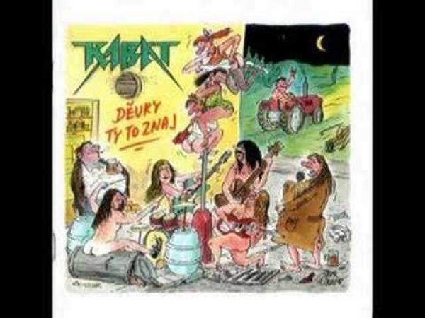 Písničky - skupina Kabát