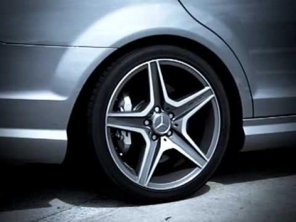 Slow motion - sportovní auta