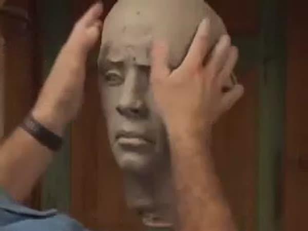 Jak se dělá socha