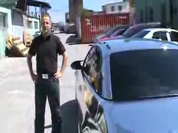 Pochromované BMW