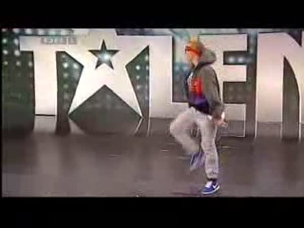 Dánsko má talent - Nicklas the Nerd