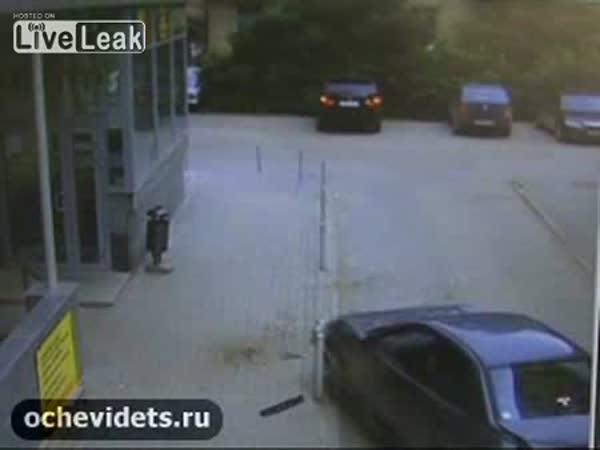 Rusko - Opilý řidič