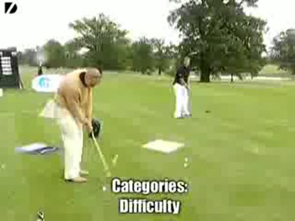 Golf - 11 úžasných triků