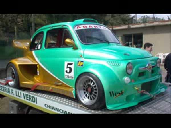 Tuning - Fiat 500 [kompilace]