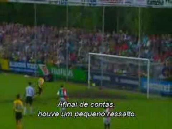 TOP 10 - Fotbal - Spálené šance 2