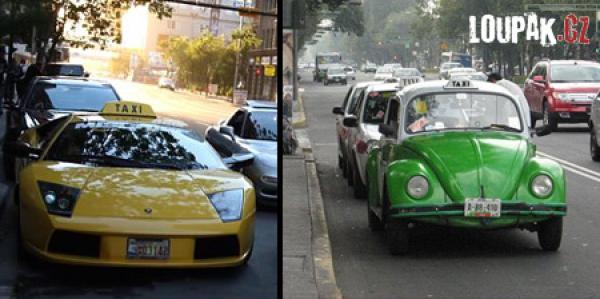 OBRÁZKY - Originální taxíky 2