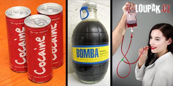 OBRÁZKY - Originální energetické nápoje