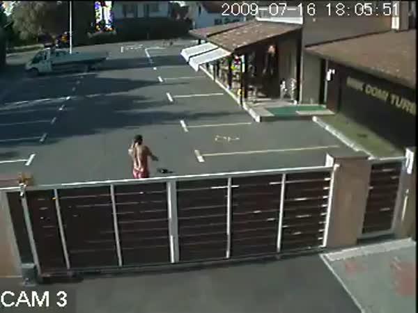 Idiot pro dnešní den -  Motorkář