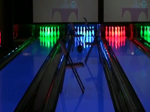 Bowling - koule na dálkové ovládání