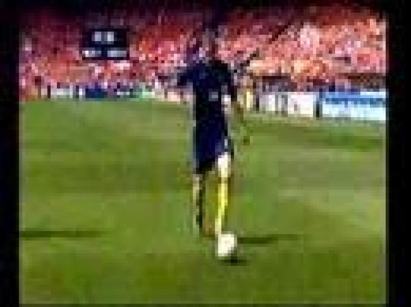TOP 10 - Fotbal - Edwin Van der Sar