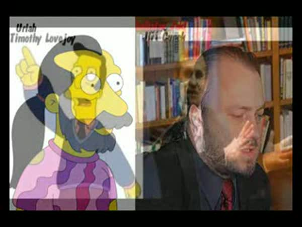 Simpsonovi a čeští politici