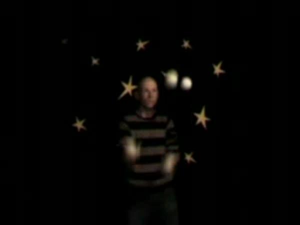 Borec - Profesionální žonglování
