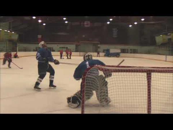 Hokej a Curling [reklama]