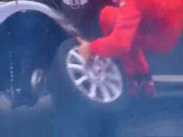 Borec - Profesionální výměna pneumatiky
