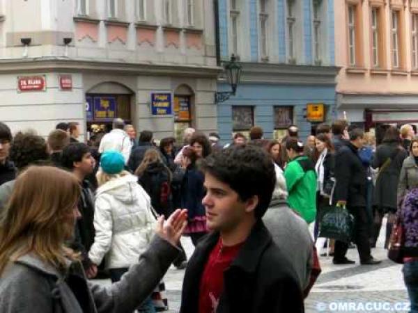 Frozen Prague - 24. října 2009