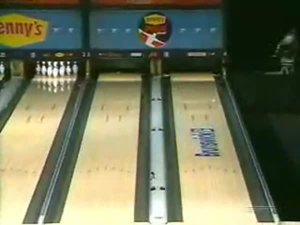 Bowling - profesionální kousek