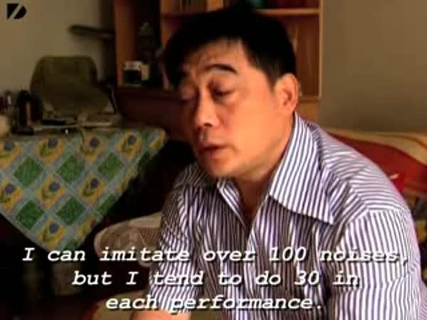 Cheng Jiaqiang - Imitátor zvířat