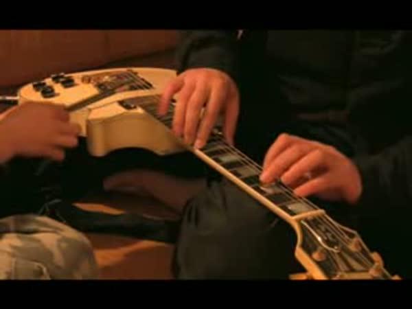 Pulp Fiction na kytaru