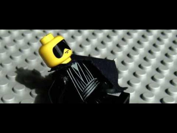 Stop motion - LEGO - Matrix