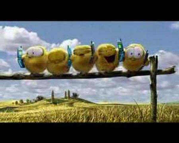 Tenis - Pixar animace